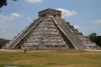 Chichen Itza, Pyramid of Kukulkan1117624