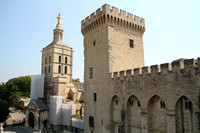 Avignon, Palace of the Popes0932915