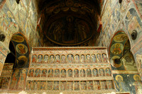 Curtea de Arges, Church of Princely Court, Interior03092 (1)