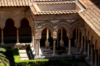 Monreale Cathedral, Cloisters1024388