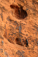 Snow Canyon SP, Climber, V0414171
