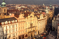 Prague, Staromestske Namesti S -8539