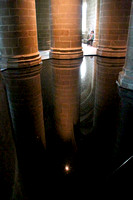 Mont St Michel, Monastery, Int, Cistern V1038048a