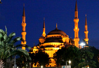 Istanbul, Blue Mosque1015803a