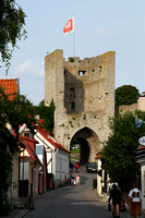 Visby, City Wall, Tower V1046463