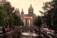 Amsterdam, Canal S -9894