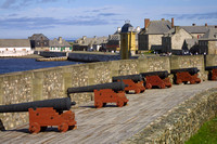 Louisbourg Fortress, Cannons020825-8491