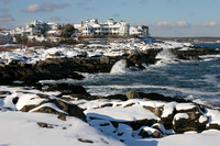 York, Cape Neddick, Winter0516670