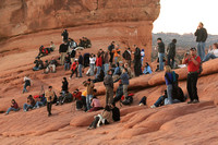 Arches NP, Delicate Arch, Photographers0747712