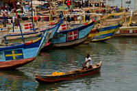 Elmina, Fishing Village120-5624
