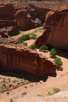 Canyon de Chelly, Antelope House Ovrlk V1118840a