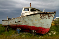 Dillingham, Grounded Fishing Boat121-2126