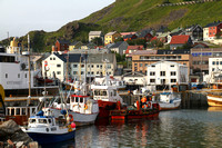 Honningsvag, Harbor, Boats1041754a