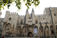 Avignon, Palace of the Popes0932846