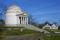 Vicksburg NMP, Monument IL & Shirley House136-3688