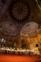 Istanbul, Blue Mosque, Int V1015681
