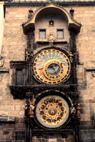 Prague, Old Town Hall, Clock S V-8535