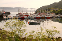 Mageroy Island, Kamoyvaer, Boats1041280a