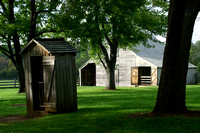 Appomattox, Outhouse, Barn021020-9100