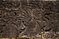 Chichen Itza, Stone Carvings1117612a