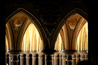 Mont St Michel, Monastery, Int1038032