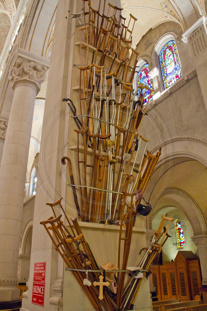 Bill Yeaton Travel Photography | St Anne de Beaupre | St Anne de Beaupre, Basilica, Int ...