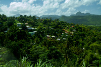Castries, Countryside View141-3693