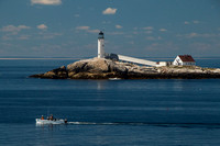 Isles of Shoals, White Island Lighthouse160-4382
