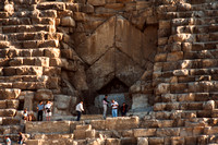 Giza, Great Pyramid, Entrance S -8642