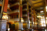 Des Moines, State Capitol, Law Library0824275