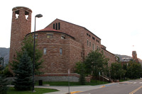 Boulder, CU, Humanities Bldg0738065
