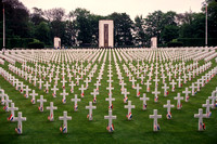 Luxemburg City, American WWII Cemetery S -9801