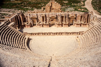 Jerash, South Theater S -9416