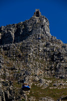 Cape Town, Table Mtn, Cableway V120-6140