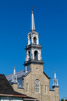 Sherbrooke, Church Steeple V150-8710